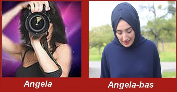 Humour avec les noms des artistes connu Ange10