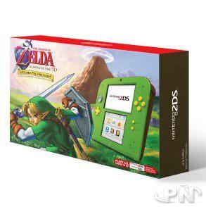 Bundle Nintendo 2DS Zelda Ocarina of Time (USA) Bundle11
