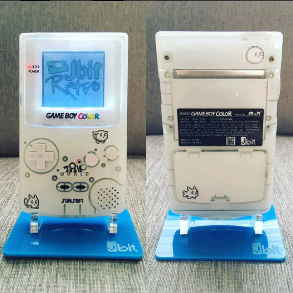 Game Boy Color Custom Trip World  Game_b10