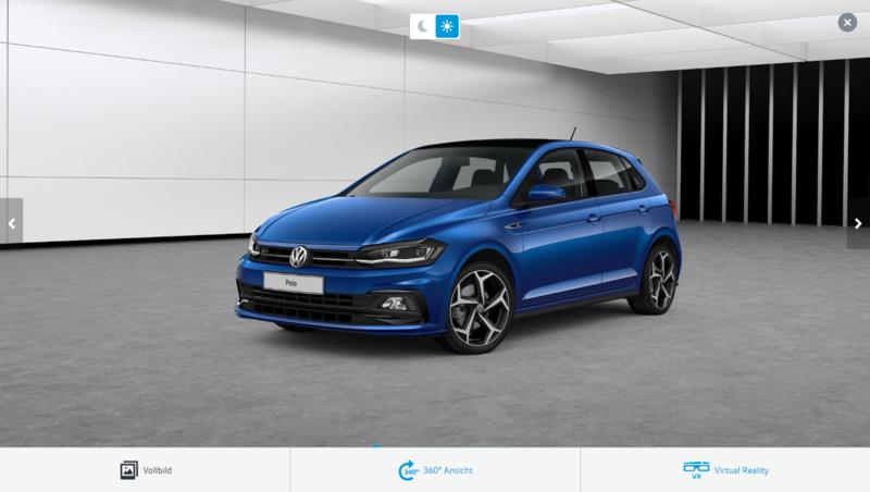 2017 - [Volkswagen] Polo VI  - Page 30 2017-111
