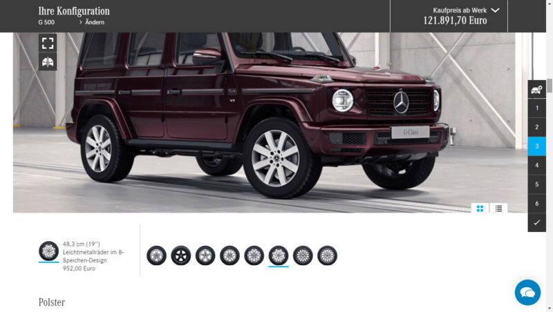 2017 - [Mercedes-Benz] Classe G II - Page 7 2018-014