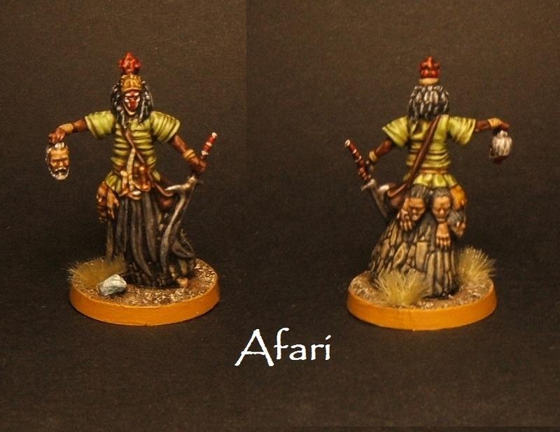 Ma version du Conan de Monolith - Page 3 Afari10