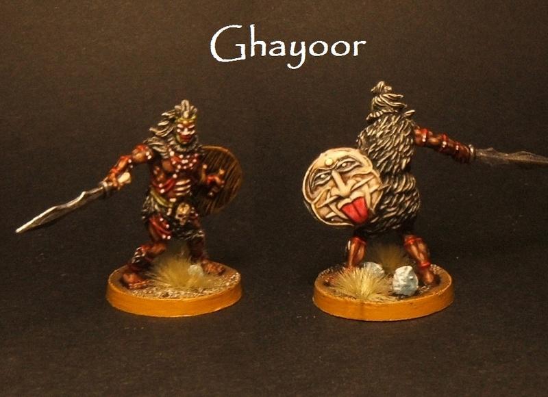 Ma version du Conan de Monolith - Page 3 Ghayoo10