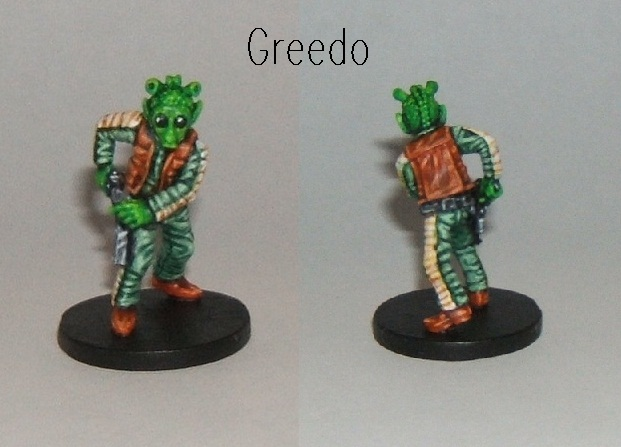Starwars Assaut sur l'Empire Greedo10