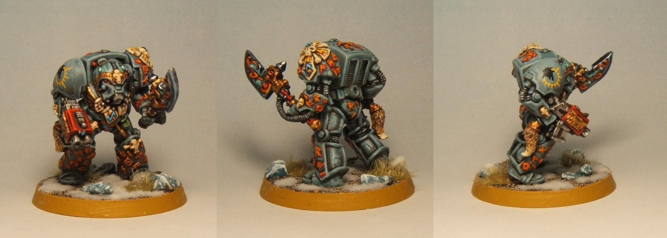 Warhammer et moi! - Page 3 Pretre10