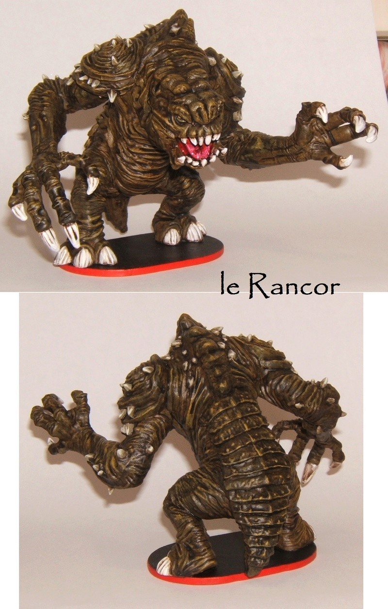Starwars Assaut sur l'Empire Rancor10