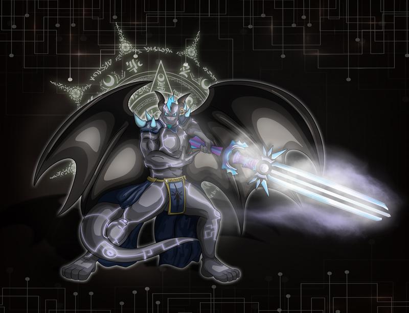 Master Concordia, el dragón afortunado Master10