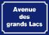 Avenue des grands Lacs