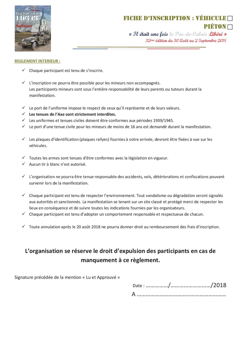 Inscriptions Participants  Inscri12