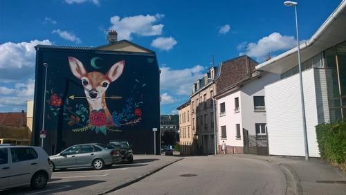 les plus beaux Street Art  Fresqu10