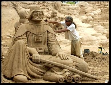 Les statues de sable  1018