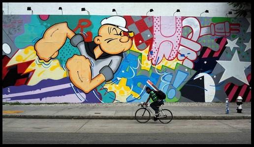 les plus beaux Street Art  1025
