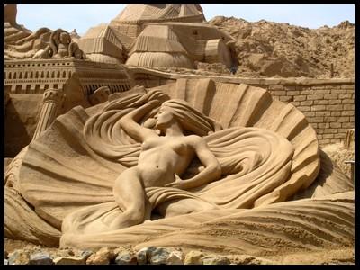 Les statues de sable  1119