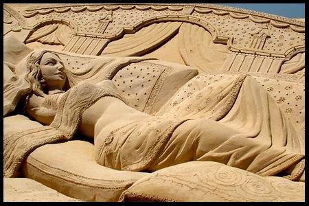 Les statues de sable  1214
