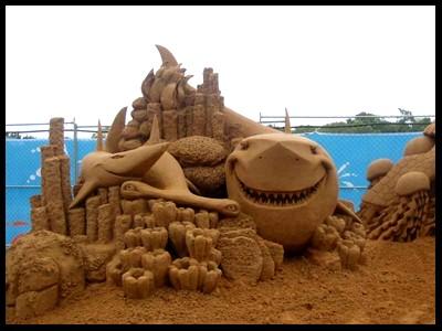 Les statues de sable  1316