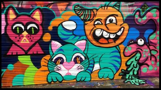 les plus beaux Street Art  1422