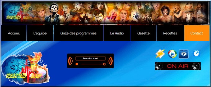 Le site de la Radio fait peau neuve et devient INTERACTIF ! 151