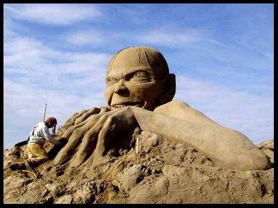 Les statues de sable  1516