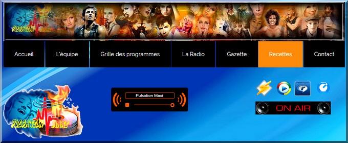 Le site de la Radio fait peau neuve et devient INTERACTIF ! 1711