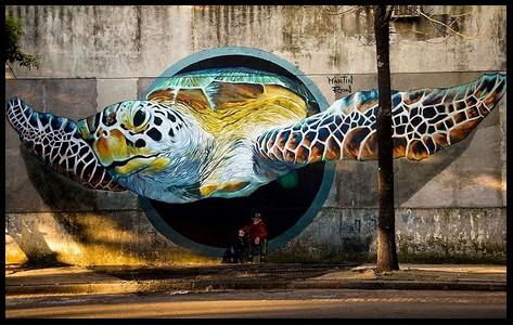 les plus beaux Street Art  - Page 2 181