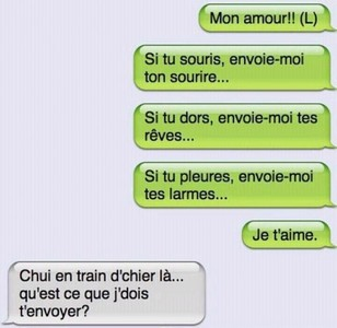 Humour sur les texto !!! - Page 2 259