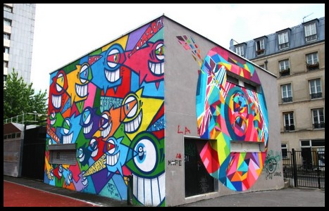 les plus beaux Street Art  273