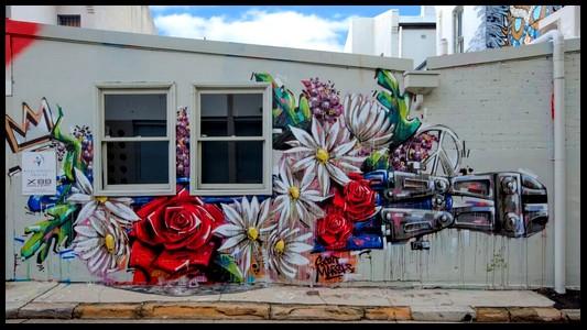les plus beaux Street Art  447
