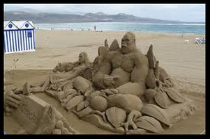 Les statues de sable  528