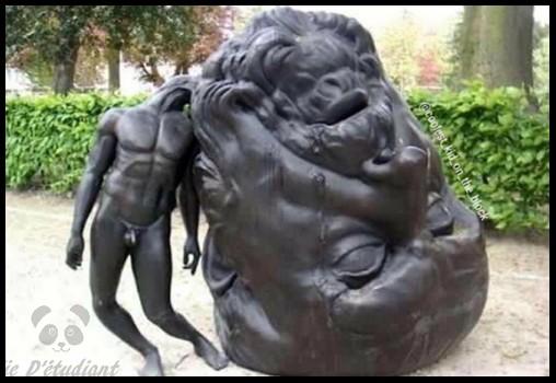 Les sculptures les plus insolite  - Page 2 536