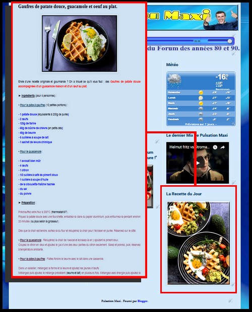 Le Blog de Pulsation Maxi  537