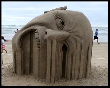 Les statues de sable  717