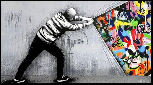 les plus beaux Street Art  729
