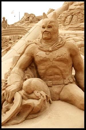 Les statues de sable  918
