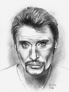 Hommage à Johnny Hallyday (1943-2017) - Page 2 Johnny12