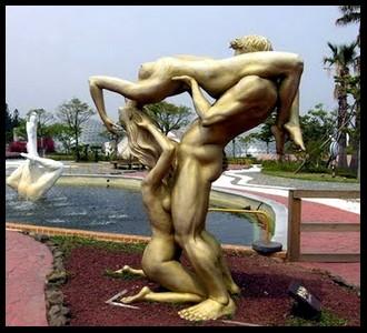 Les sculptures les plus insolite  - Page 5 Sculpt11