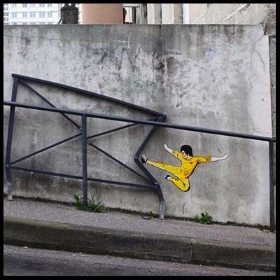 les plus beaux Street Art  - Page 2 Street21