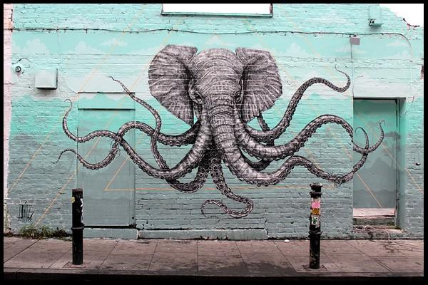 les plus beaux Street Art  - Page 3 Street27