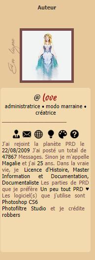 Alignement profil PRD Profil10
