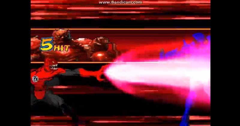 Cannon DC Comics Atrocitus Red Lantern Supervillian .... merry christmas   Bandic10
