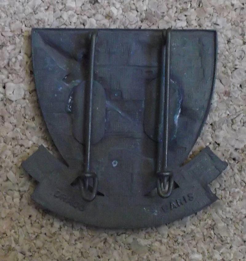 Identification insigne commandos marine  00810