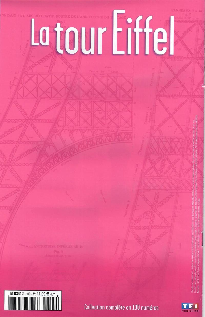 Numéro 100 - Je construis la Tour Eiffel - La tour Lotte World N1000013
