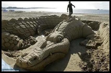 Les statues de sable  120