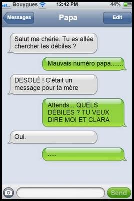 Humour sur les texto !!! 412