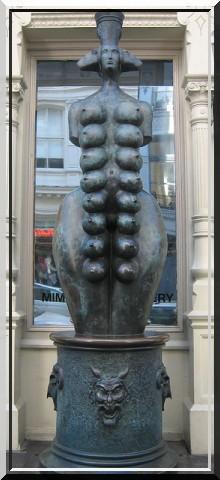 Les sculptures les plus insolite  414