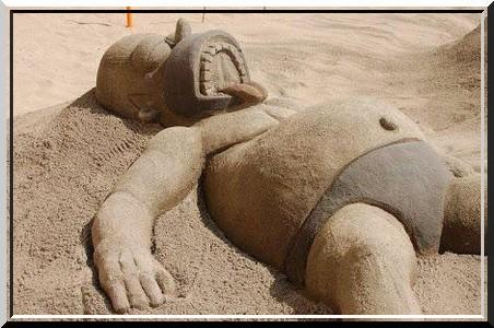 Les statues de sable  417