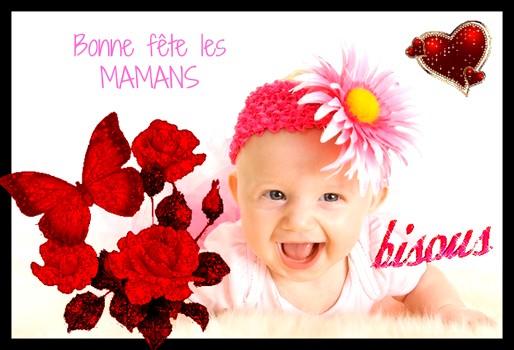 Bonne fêtes des mamans  534