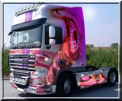 Les plus beau camion  Camion11