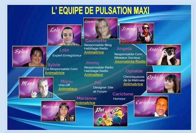 L' équipe et les émissions de Pulsation Maxi  - Page 2 L_yqui11