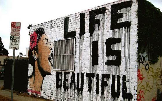 les plus beaux Street Art  Tag_110