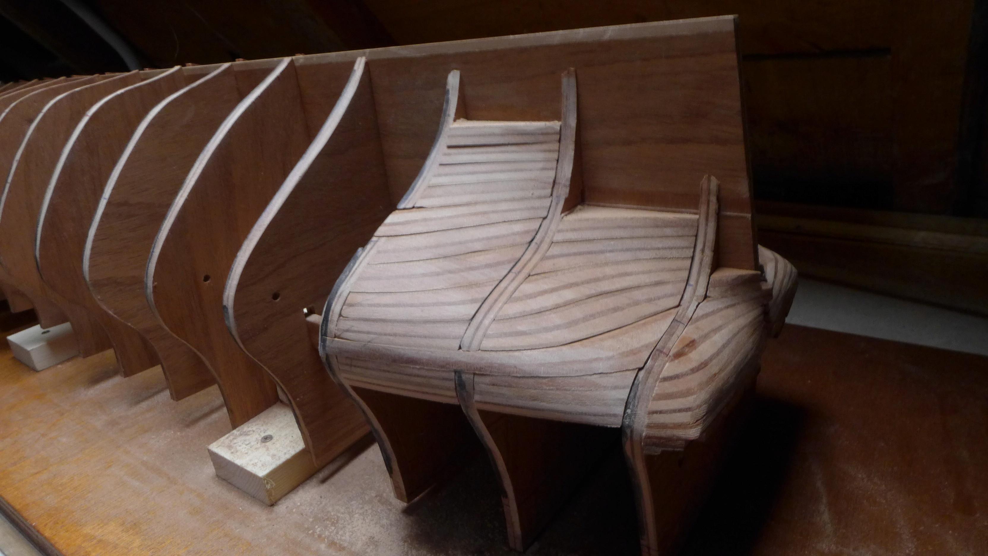 La Belle Poule de 1765 au 1/48 par Guydal P1230418